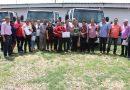 SDR entrega caminhões para 20 municípios do Piauí