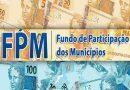 Prefeituras recebem nesta segunda 1º FPM de dezembro