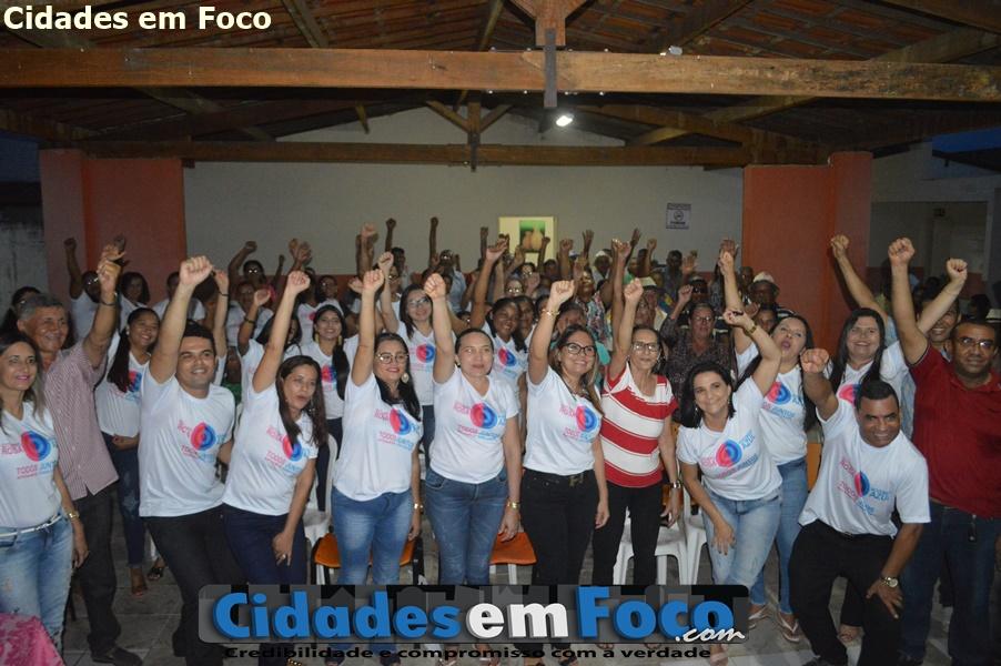 Prefeitura promove evento alusivo ao Outubro Rosa e Novembro Azul em Patos do Piauí