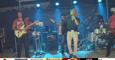 Fotos do show de Marcelo Batista nos Festejos de Serra Vermelha em Paulistana