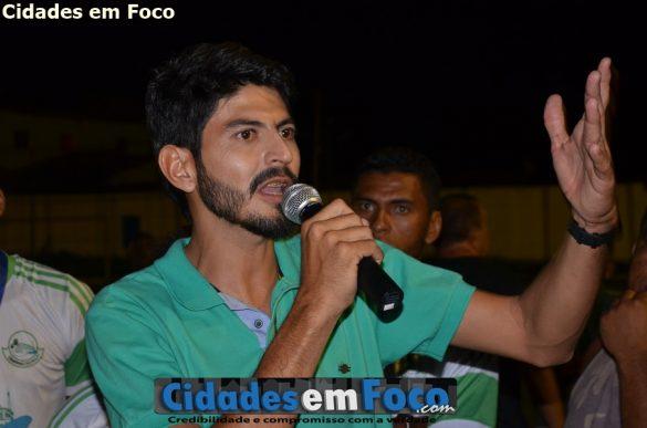 Miqueiás Oliveira - Organizador da Copa Verde