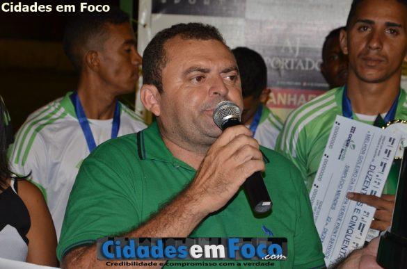 Prefeito Neim de Campinas do Piauí