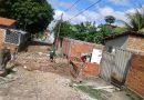 Com chuva forte, muros caem, água invade casa e moradores perdem tudo no Piauí