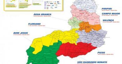 Com nova lei, 80 povoados podem virar cidades no Piauí
