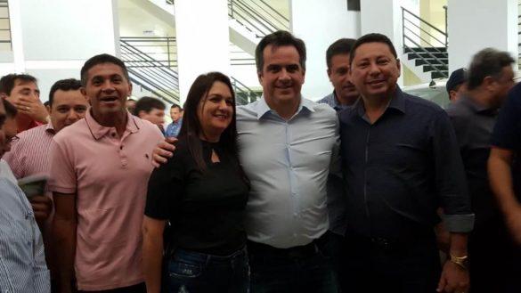 O prefeito afirmou que esses benefícios chegarão ao município por intermédio do senador Ciro Nogueira e dos deputados Paes Landim e Júlio César