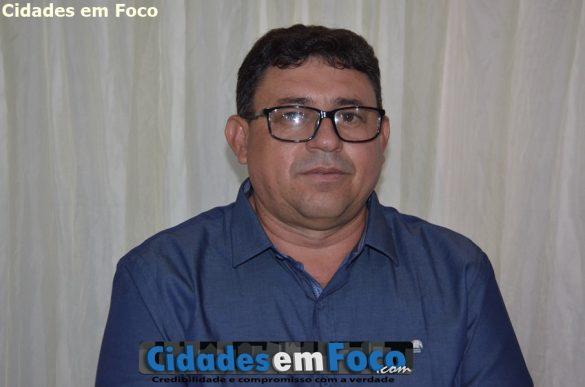 Josimar Oliveira, Prefeito de São Francisco de Assis.