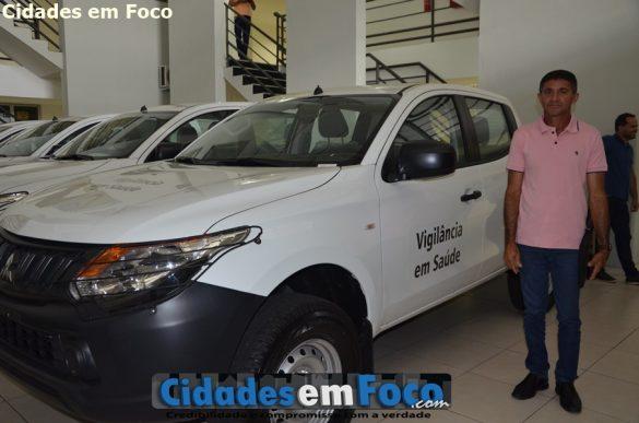 Prefeito de Nova Santa Rita do Piauí - Antônio Chico!