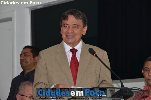O governador Wellington Dias (PT) disse que fará um mandato mais próximo dos municípios.
