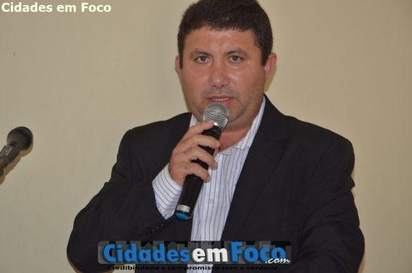 Vereador Cleto Coelho de Lagoa do Barro do Piauí