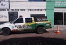 GPM de Betânia do Piauí faz apreensão de som automotivo