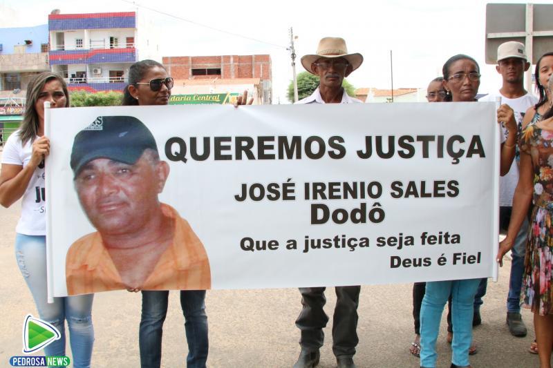 Familiares pedem justiça pela morte de mototaxista morto em Paulistana