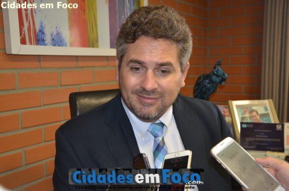 Deputado Pablo Santos assume segundo mandato!